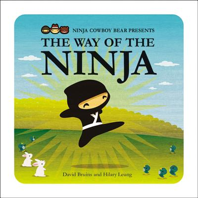 Ninja Cowboy Bear Presents the Way of the Ninja Cover