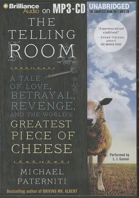 Cover for The Telling Room