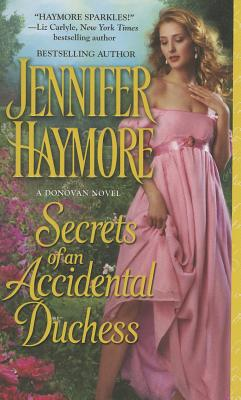 Secrets of an Accidental Duchess Cover