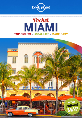 Lonely Planet Pocket Miami 1 (Travel Guide) Cover Image