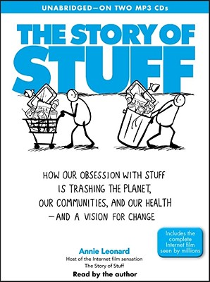 The Story of Stuff Cover