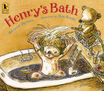 Henry's Bath Cover