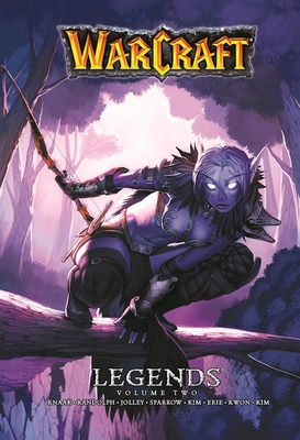 Warcraft Legends, Volume 2 (Blizzard Manga) cover image