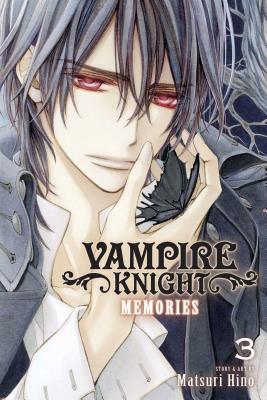 Vampire Knight: Memories, Vol. 3 Cover Image