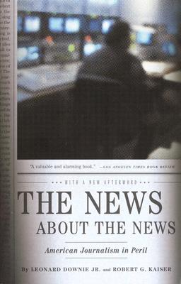 The News about the News Cover