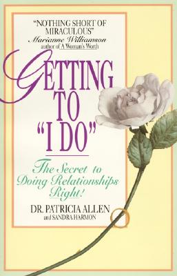 Getting to 'i Do' Cover
