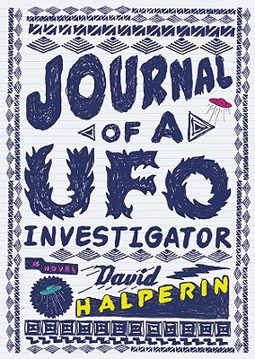 Cover for Journal of a UFO Investigator