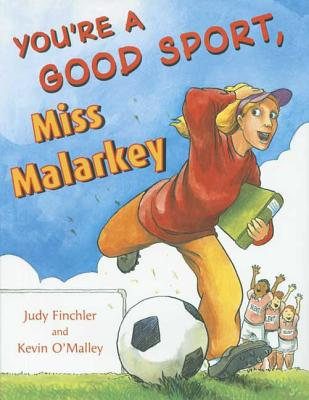 You're a Good Sport, Miss Malarkey Cover Image