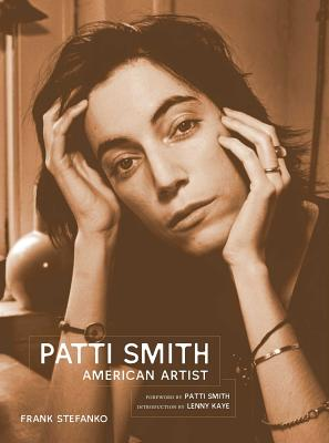 Patti Smith: American Artist Cover Image