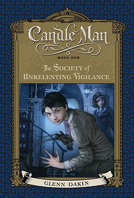 Candle Man, Book One Cover