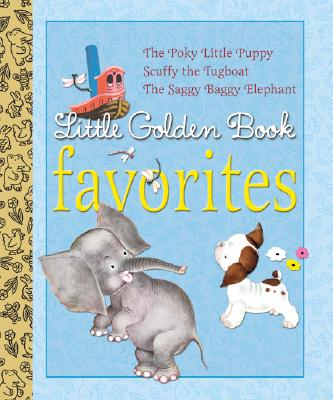 Little Golden Book Favorites Cover