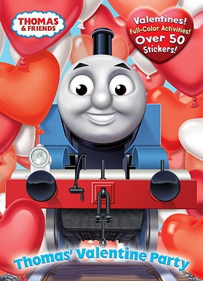 Thomas' Valentine Party Cover Image