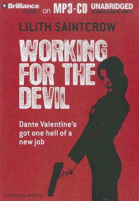 Cover for Working for the Devil