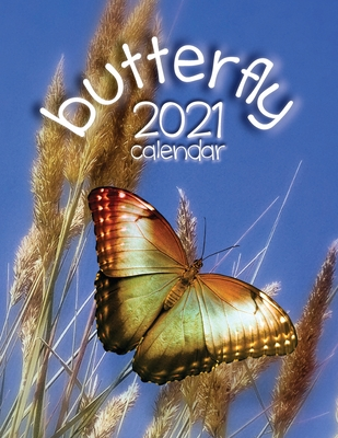 Butterfly 2021 Calendar Cover Image