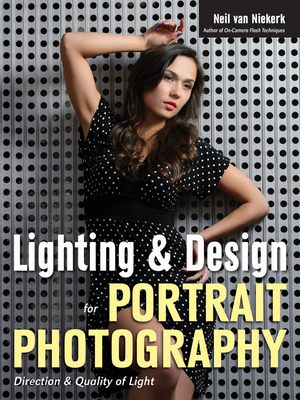 Lighting & Design for Portrait Photography Cover