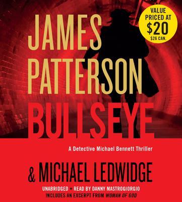 Bullseye Lib/E (Michael Bennett #9) Cover Image