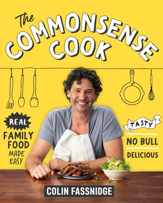 The Commonsense Cook Cover Image