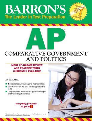 Barron's AP Comparative Government & Politics Cover Image