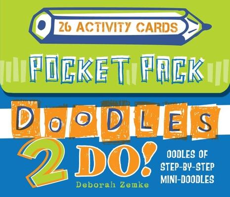 Pocket Packs: Doodles 2 Do Cover Image