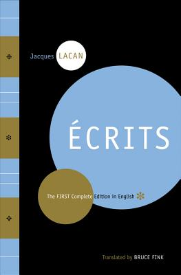 Ecrits: The First Complete Edition in English Cover Image
