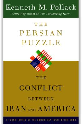 The Persian Puzzle Cover