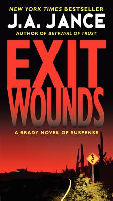 Exit Wounds: A Brady Novel of Suspense Cover Image
