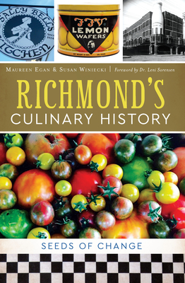 Cover for Richmond's Culinary History