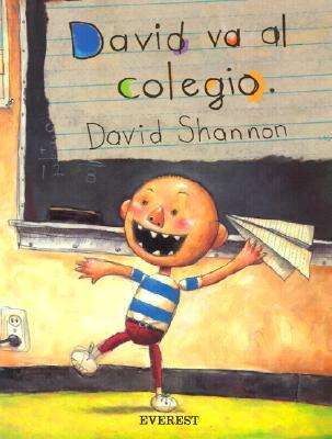 David Va al Colegio = David Goes to School Cover Image