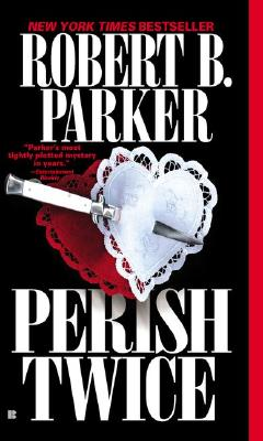 Perish Twice Cover