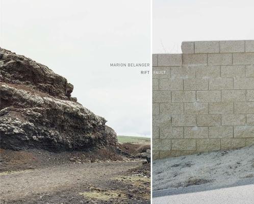 Marion Belanger: Rift/Fault Cover Image