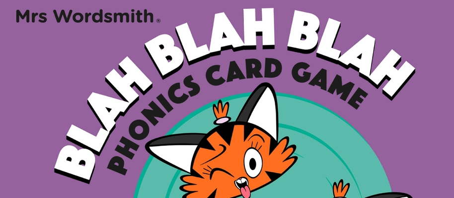 Blah Blah Blah Card Game Cover Image
