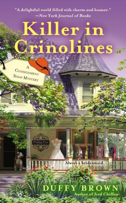 Killer in Crinolines (A Consignment Shop Mystery #2) Cover Image