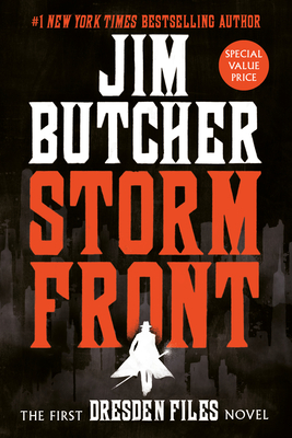 Storm Front (Dresden Files #1) Cover Image