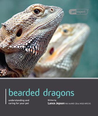 Bearded Dragon (Pet Expert) Cover Image