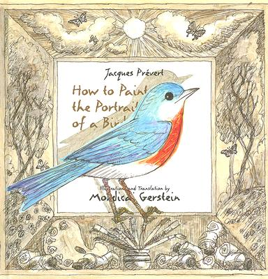 How to Paint the Portrait of a Bird Cover