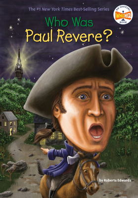 Who Was Paul Revere? (Who Was?) Cover Image
