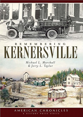 Remembering Kernersville (Brief History) Cover Image