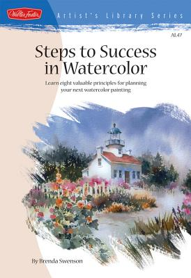 Steps to Success in Watercolor Cover
