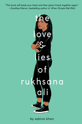 The Love and Lies of Rukhsana Ali Cover Image