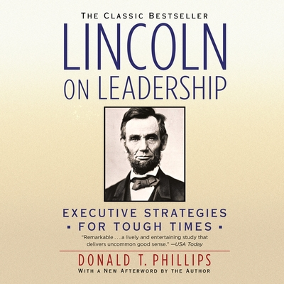 Cover for Lincoln on Leadership