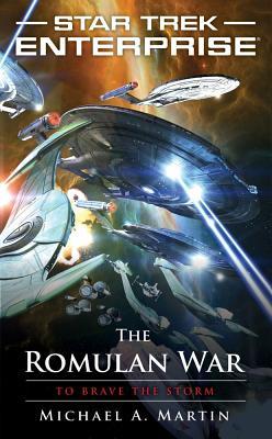 The Romulan War Cover