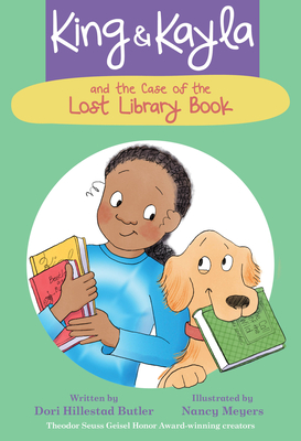 King & Kayla and the Case of the Lost Library Book Cover Image