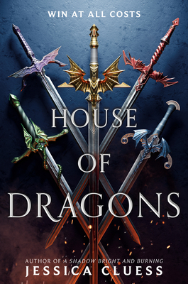 Cover for House of Dragons