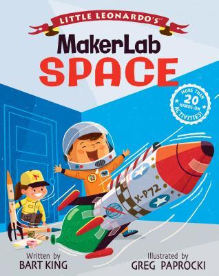 Cover for Little Leonardo's Makerlab Space