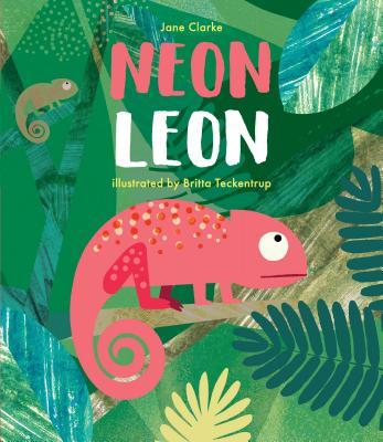 Neon Leon by Jane Clarke