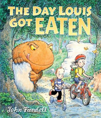 The Day Louis Got Eaten Cover