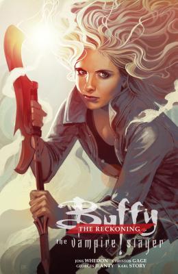 Buffy the Vampire Slayer Season 12: The Reckoning Cover Image