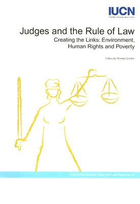 Cover for Judges and the Rule of Law