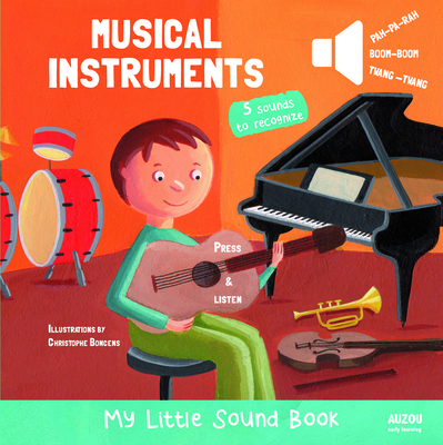 Musical Instruments Cover Image
