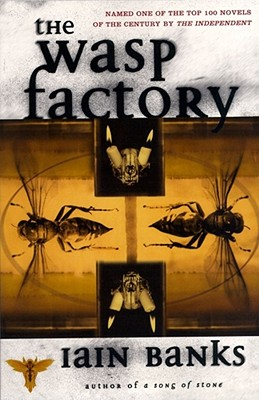 The Wasp Factory: A Novel Cover Image